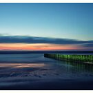 Sylt - Sundown #3 by Ronny Falkenstein