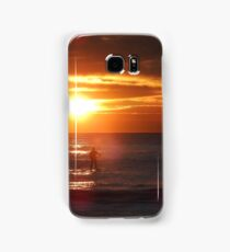 Sunrise Standup Paddle Samsung Galaxy Case/Skin