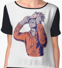 Moderat #HD Women's Chiffon Top