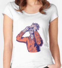 Moderat #HD Women's Fitted Scoop T-Shirt