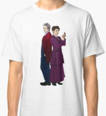 Missy and The Doctor Classic T-Shirt