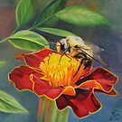 Buzzy Bee by Ria Spencer