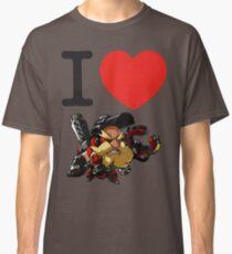 I Heart Torbjorn Cute Spray Classic T-Shirt