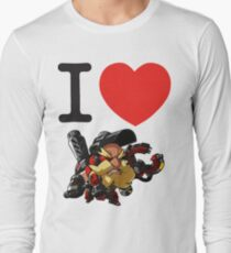 I Heart Torbjorn Cute Spray T-Shirt