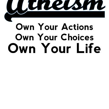 Atheism by Jay5
