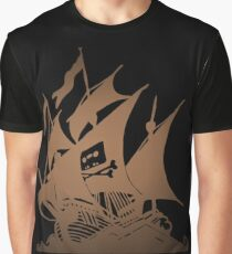 The Pirate Bay Graphic T-Shirt