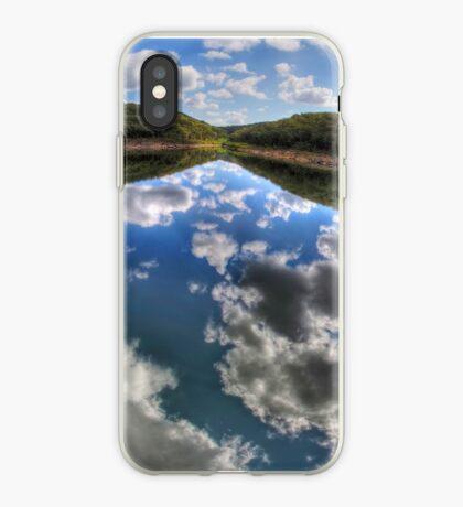 Dam Sydney - Mirror Reflection - Panorama iPhone Case