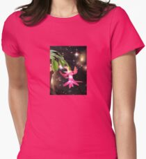The Universe At My Windowsill Womens Fitted T-Shirt