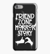 Friendzone Horror Story iPhone Case/Skin