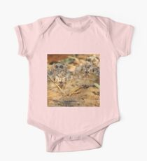 Sand Grouse Camouflage - Natural Beauty One Piece - Short Sleeve