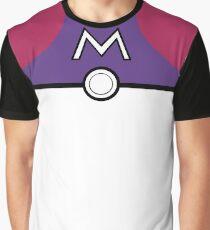 Pokemon - Master Ball Graphic T-Shirt
