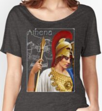 Athena Women's Relaxed Fit T-Shirt