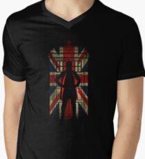 12th UK Men's V-Neck T-Shirt
