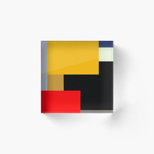 WARM Acrylic Block