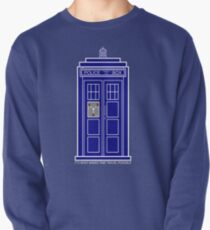 It's What Makes Time Travel Possible Pullover