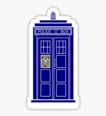 It's What Makes Time Travel Possible Sticker