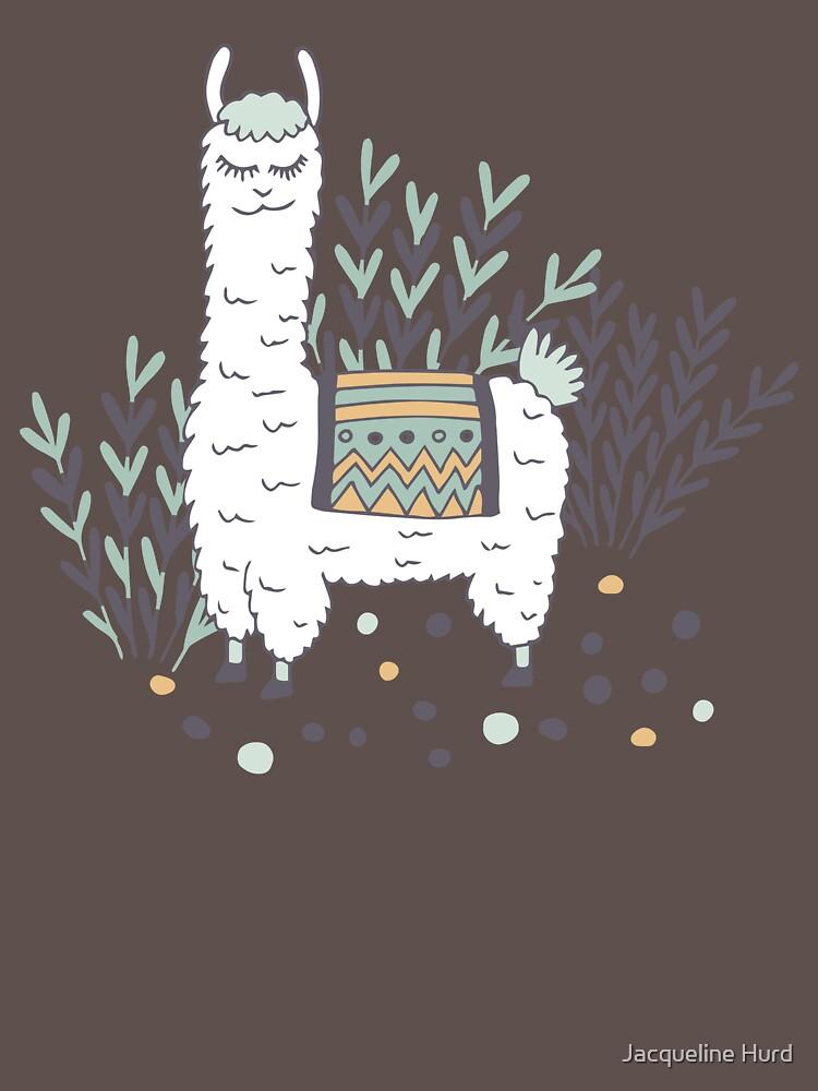 Smug Llama by JMHurd