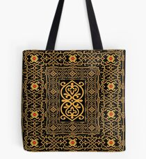 pattern of the past Tote Bag