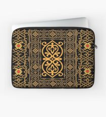 pattern of the past Laptop Sleeve