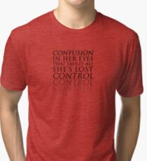 Joy Division - She's Lost Control Tri-blend T-Shirt