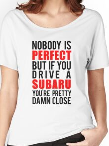 Subaru Owners  Women's Relaxed Fit T-Shirt