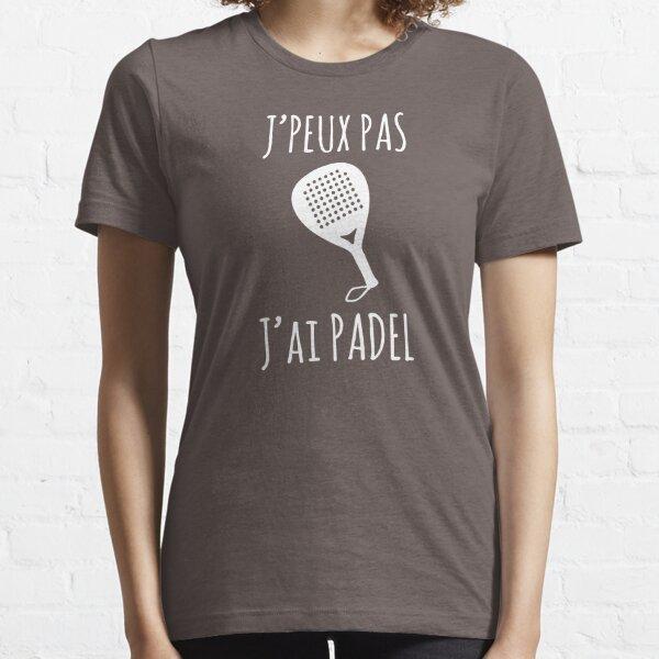 Yo no puedo, Padel Camiseta esencial