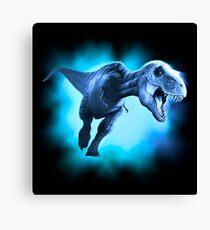 Tyrannosaurus Rex Design 2 Canvas Print