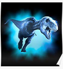 Tyrannosaurus Rex Design 2 Poster