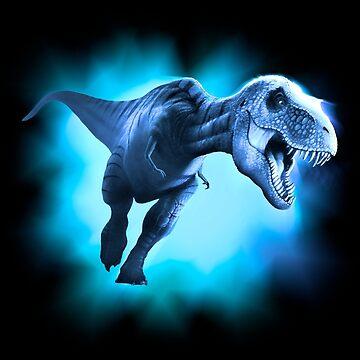 Tyrannosaurus Rex Design 2 by magarlick