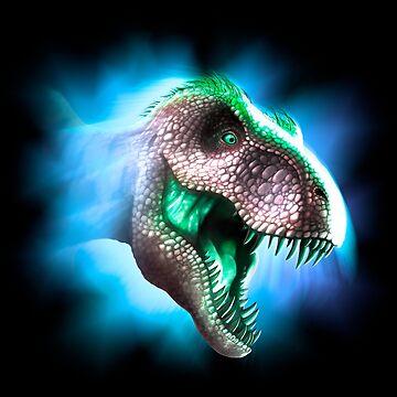 Tyrannosaurus Rex Design 3 by magarlick