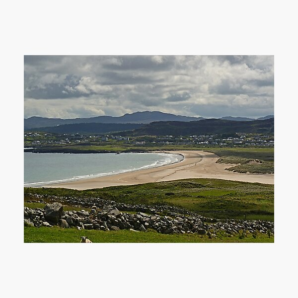 Dunfanaghy Viewpoint Photographic Print
