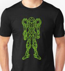 Super Metroid Schematic T-Shirt