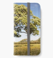 Sunny Day onthe Common Plot iPhone Wallet/Case/Skin