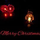 Christmas Lights - Card by Ellesscee