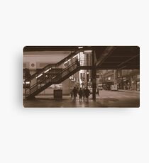 Under the Loop, Chicago Canvas Print