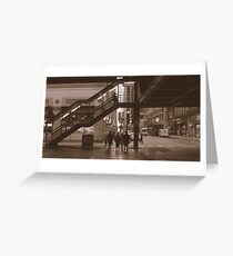 Under the Loop, Chicago Greeting Card