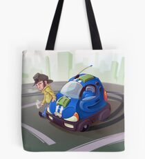 City Cruiser Tote Bag