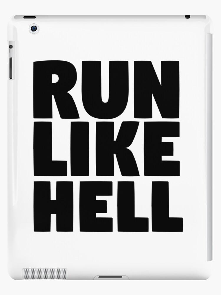 Pink Floyd Run Like Hell Lyrics Cool Rocker Hippie T Shirts Ipad
