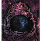 L'espace est en son centre by KarmaOrange