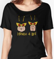 The Venture Brothers - Hench 4 Life Women's Relaxed Fit T-Shirt