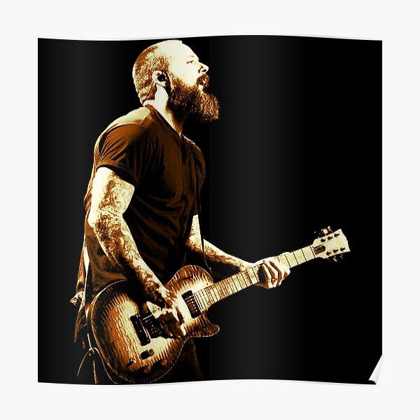 Pemusik Tattoan   Steve Stephen Gibb   #findyourthing Poster