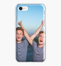 JOE SUGG & CASPAR LEE iPhone Case/Skin