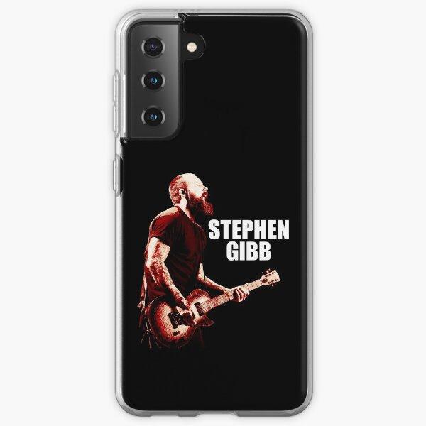 Guitar Cah Sangar   Steve Stephen Gibb   #findyourthing Samsung Galaxy Soft Case