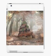 Wise Tortise - Fantasy Artwork iPad Case/Skin