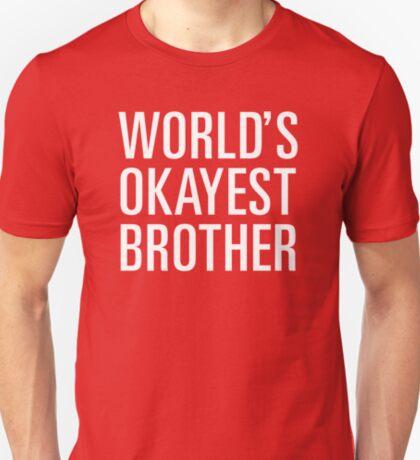 Der beste Bruder der Welt T-Shirt