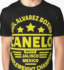 Boxing Canelo Graphic T-Shirt