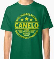 Boxing Canelo Classic T-Shirt