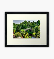Doon Bridge Framed Print