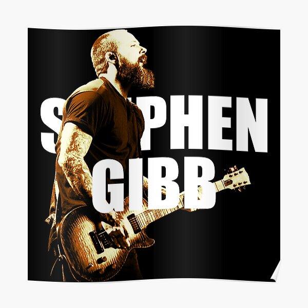 Tarik Sis   Steve Gibb Stephen Gibb Poster