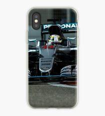 Lewis Hamilton Formula 1  iPhone Case